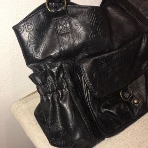 Billabong Black Large Bag